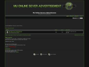 MuOnline Servers Advertising Here