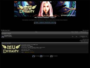 Forum gratis : Mu Online Season 3 Eps.2