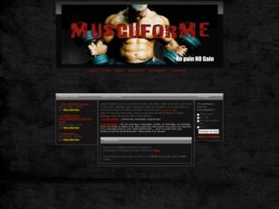 muscuforme index du forum