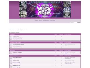 Music Bank Chile