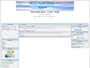 Music Radio News