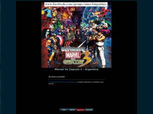 Foro gratis : Marvel Vs Capcom 2