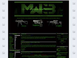 Modern Warfare 3 Forum - Discussion