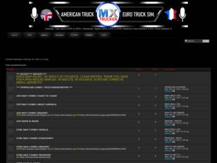 MXTrucker Forum ENG - FR