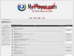 Official MyiPlayer.com Forums