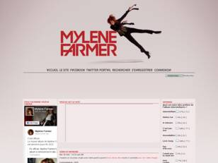 Mylène Farmer - Forums - Mylène.Net