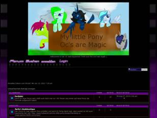 The My Little Pony