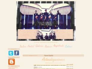 MYNAME Argentina Fan Club Oficial