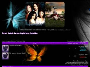 Mystic Vampire Diaries / Charmed Play