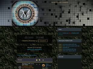 MythoCraft Le Forum