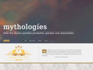Mythologíes