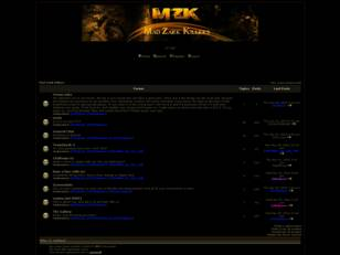 Free forum : Mad Zark Killers