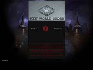 New World Order Homepage