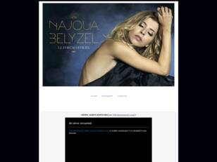 ¤ Najoua Belyzel Officiel ¤