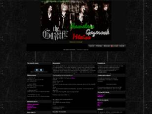 The GazettE México