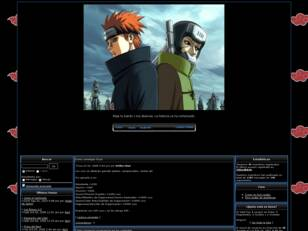 Foro gratis : Naruto Chronicles Rol
