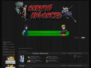 Naruto Advanced Rpg