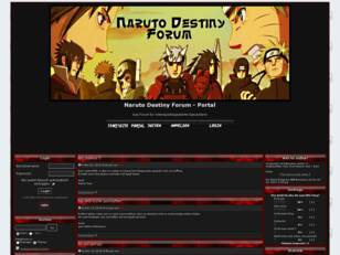 Naruto Destiny Forum