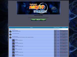 Byond Games : Naruto Eternity