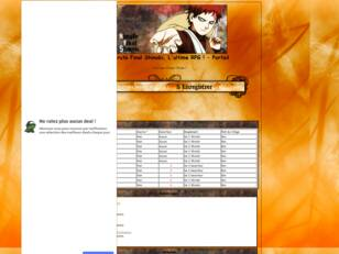 Forum gratis : Naruto Final Shinobi, L'ultime RP