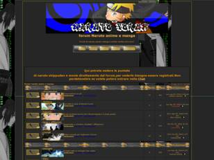 Forum  : Naruto Forum, narutosworld