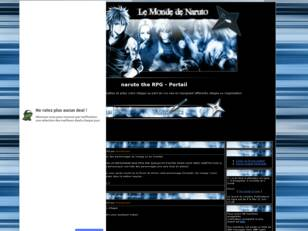 creer un forum : naruto the RPG