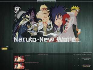 Naruto-New world