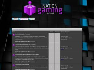 Nation Gaming Network | Foro
