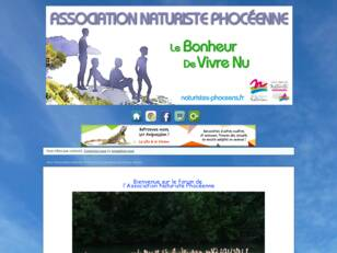 Forum de l'Association Naturiste Phocéenne