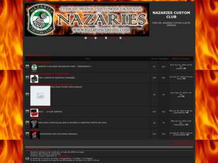 Foro gratis : NAZARIES CUSTOM CLUB