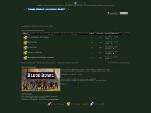 NBBL North Blood Bowl League