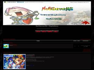 NeOServerMS l MapleStory