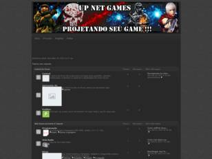 Up Net Games - Projetando seu Game...