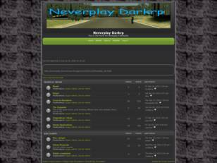 Neverplay Darkrp