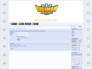 [NEW] Digimon Masters Online - DMO