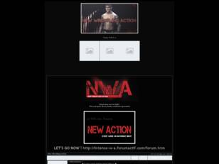 » New Wrestling Action