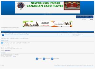 Free forum : NEWFIE DOG POKER