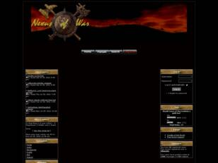 Nexus of War - Forums