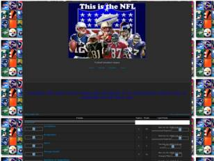 Free forum : This is the NFL