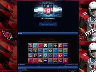 creer un forum : NFL Simulation