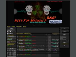 NFM forum : Need For Madness  KAMP MADNESS!!!!!