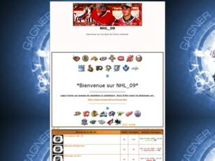 creer un forum : NHL_09