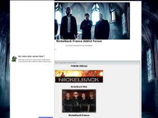 Nickelback-France Addict Forum