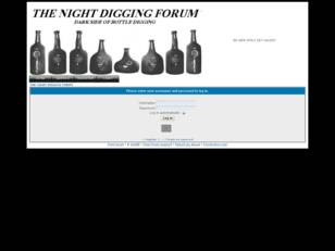 Free forum : THE NIGHT DIGGING FORUM