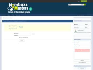 NIMBUZZ TOOLS  FORUM
