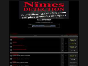 Nîmes DETECTION