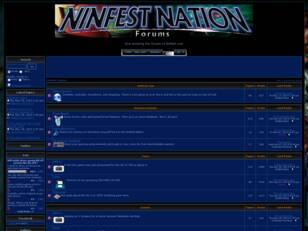 Welcome to the forums of the Ninfest Nation