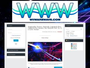 WiiWareWave - Nintendo News, Reviews and Forums