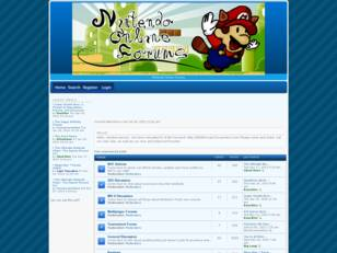 Nintendo Online Forums