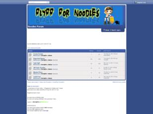 Noodles Forum